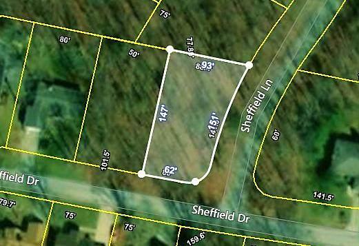 119 Sheffield Drive, Crossville, TN 38558 (#1121760) :: Billy Houston Group