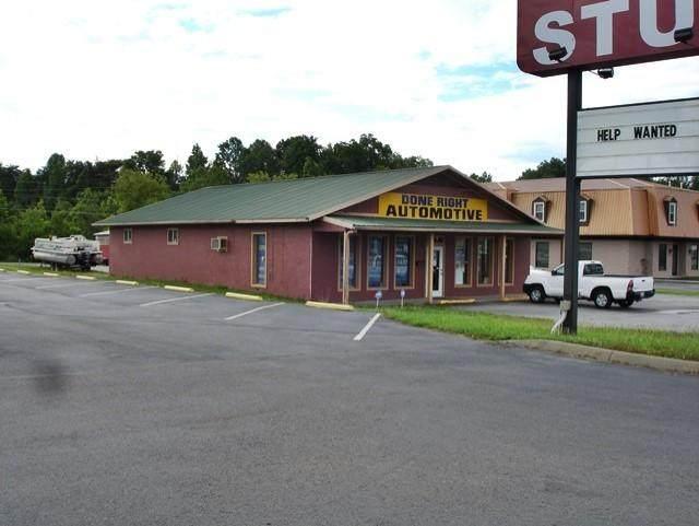 1421 Winfield Dunn Pkwy, Sevierville, TN 37876 (#1122413) :: Billy Houston Group