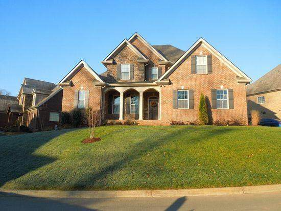 1262 Ansley Woods Way, Knoxville, TN 37923 (#1122567) :: Exit Real Estate Professionals Network