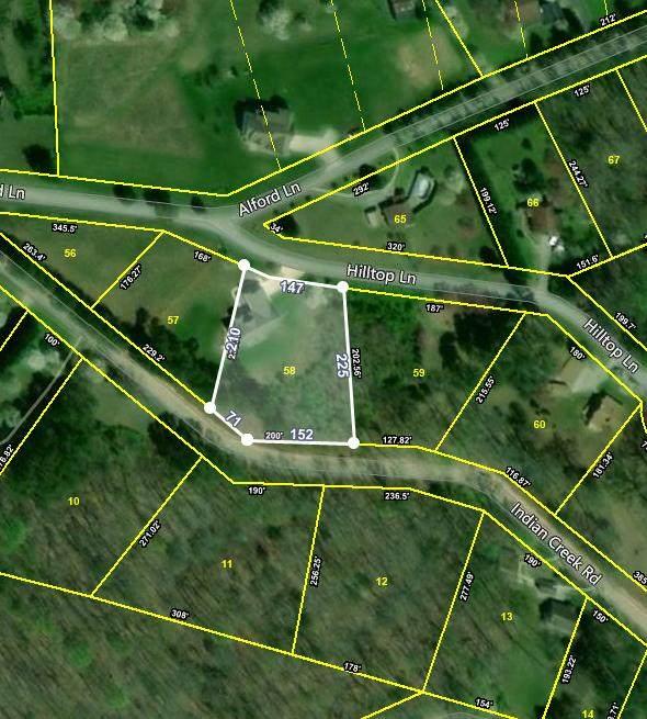 Hilltop Lane, Jacksboro, TN 37757 (#1128327) :: Catrina Foster Group