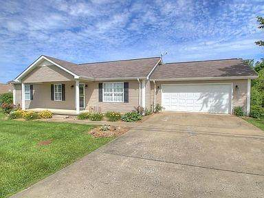 3222 Sinking Creek Rd, London, KY 40741 (#1128852) :: Catrina Foster Group