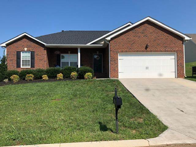 2844 Southwinds Circle, Sevierville, TN 37876 (#1129152) :: Catrina Foster Group
