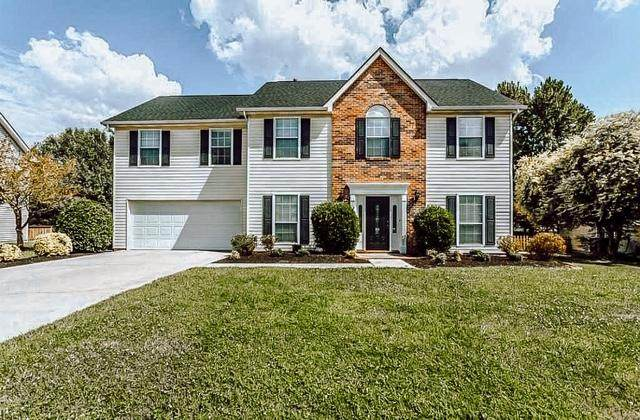 842 Barksdale Drive, Knoxville, TN 37918 (#1129496) :: Exit Real Estate Professionals Network
