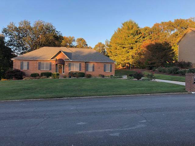 1704 Covey Rise Tr, Knoxville, TN 37922 (#1133850) :: Billy Houston Group