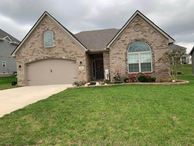 717 Rindlewood Lane, Maryville, TN 37801 (#1134416) :: Realty Executives Associates Main Street
