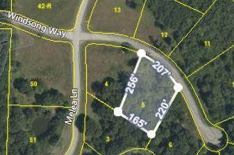 Lot 5 Evergreen Cove, Kingston, TN 37763 (#1135030) :: Realty Executives Associates