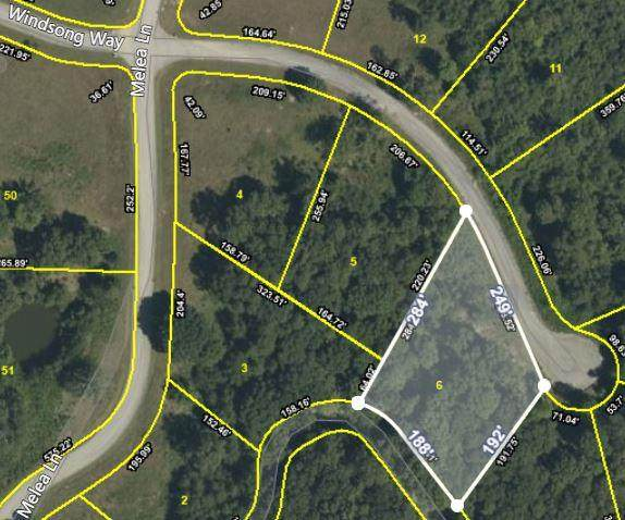 Lot 6 Evergreen Cove, Kingston, TN 37763 (#1135033) :: Tennessee Elite Realty