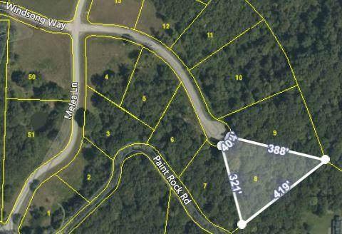 Lot 8 Evergreen Cove, Kingston, TN 37763 (#1135042) :: Billy Houston Group