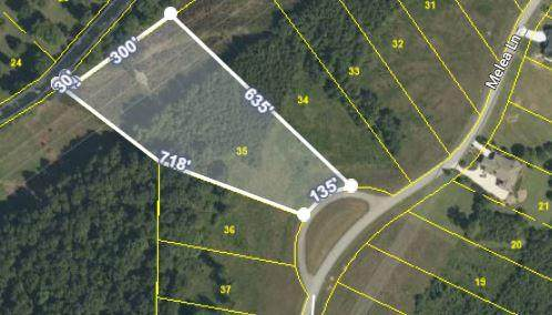 Lot 35 Melea Lane, Kingston, TN 37763 (#1135058) :: Realty Executives Associates