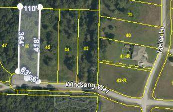 Lot 46 Windsong Way, Kingston, TN 37763 (#1135060) :: Tennessee Elite Realty