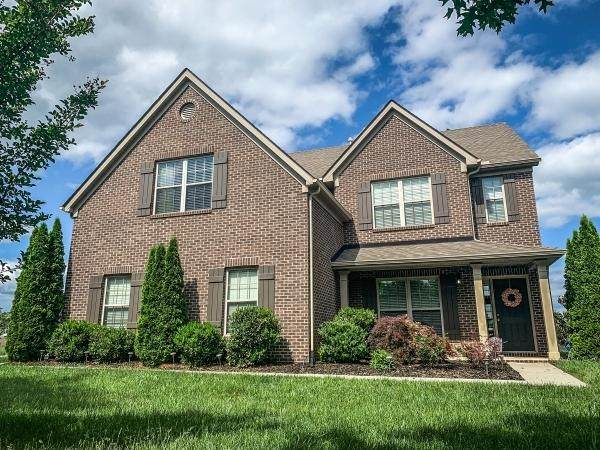 12516 Settlers Cove Lane, Knoxville, TN 37922 (#1136057) :: Realty Executives Associates