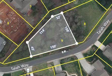 151 Talah Way, Loudon, TN 37774 (#1136891) :: Realty Executives Associates