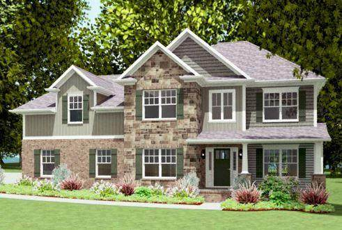 109 Checkerberry Rd Lot 533, Oak Ridge, TN 37830 (#1137206) :: Tennessee Elite Realty