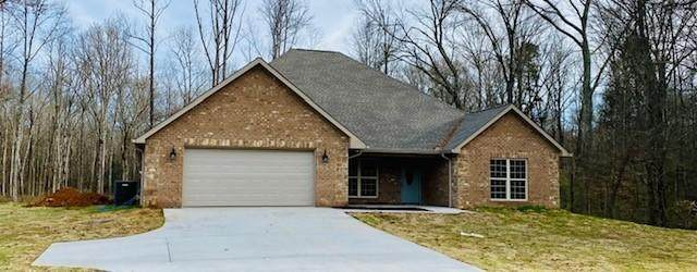 2706 Carpenters Grade Rd, Maryville, TN 37803 (#1138157) :: Tennessee Elite Realty