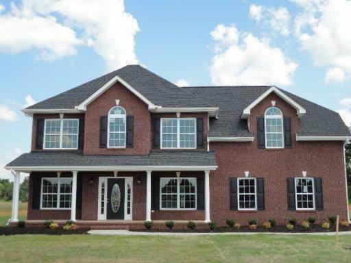 1030 Wilder Chapel Lane, Maryville, TN 37804 (#1140953) :: Adam Wilson Realty