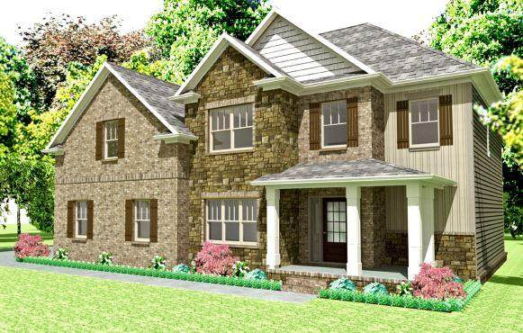 135 Mistletoeberry Rd Lot 409, Oak Ridge, TN 37830 (#1142101) :: Realty Executives Associates