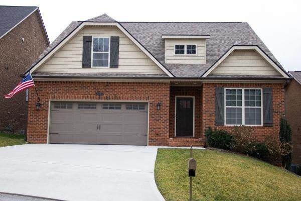 3214 Beaver Glade Lane, Knoxville, TN 37931 (#1143441) :: Catrina Foster Group