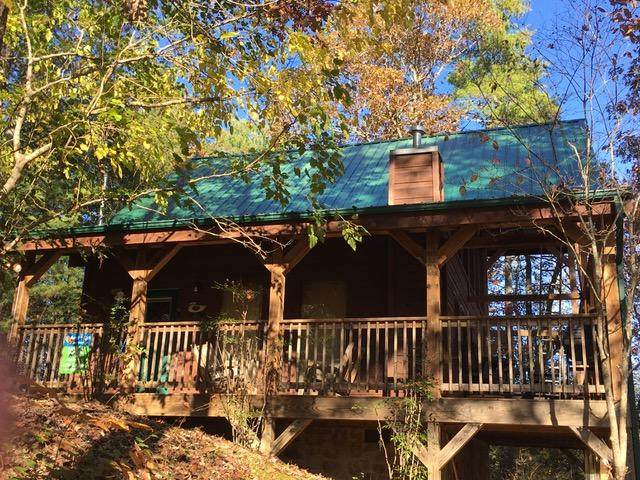 3393 Birds Creek Rd, Sevierville, TN 37876 (#1143515) :: Adam Wilson Realty