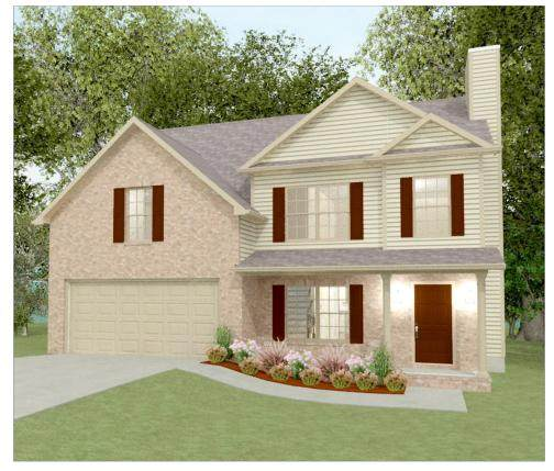 9207 Upstream Lane, Knoxville, TN 37931 (#1143689) :: Billy Houston Group