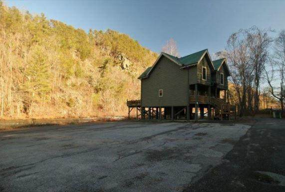 1 Cherohala Skyway, Tellico Plains, TN 37385 (#1144153) :: Adam Wilson Realty