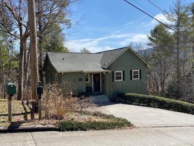 120 Cutter Gap Rd, Townsend, TN 37882 (#1144986) :: JET Real Estate