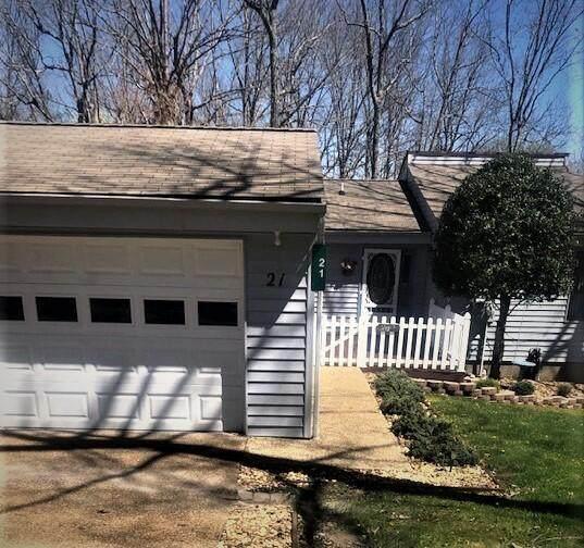 21 Woodland Terrace, Crossville, TN 38558 (#1147695) :: Adam Wilson Realty