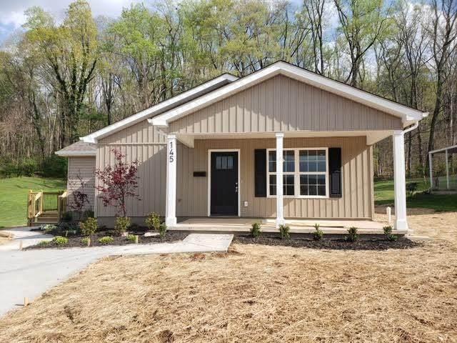145 Spelman Avenue Ave, Oak Ridge, TN 37830 (#1148768) :: JET Real Estate