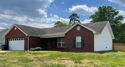 124 Keylee Lane, Maryville, TN 37804 (#1150195) :: Adam Wilson Realty