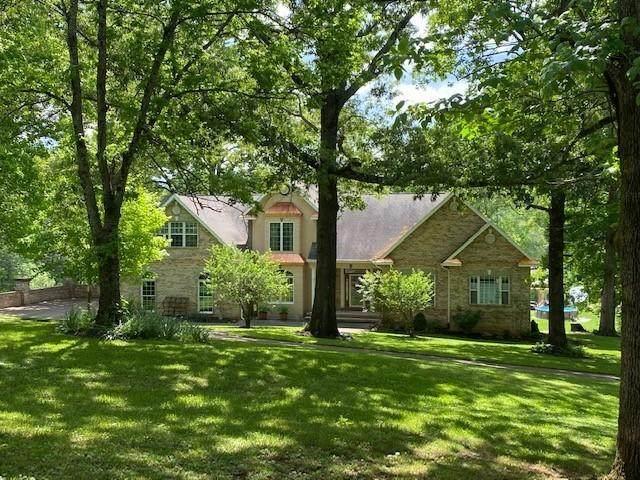 3863 Big Springs Ridge Rd, Friendsville, TN 37737 (#1152003) :: JET Real Estate