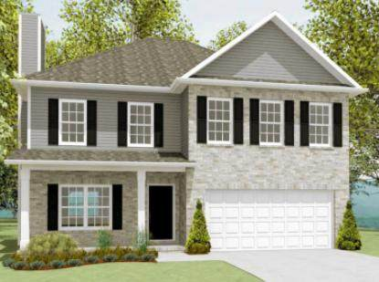 7416 Rugged Bark Lane, Knoxville, TN 37924 (#1153288) :: Catrina Foster Group