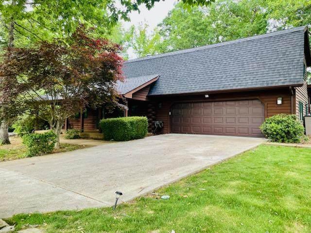 116 Fairway Drive, Crossville, TN 38558 (#1154273) :: JET Real Estate