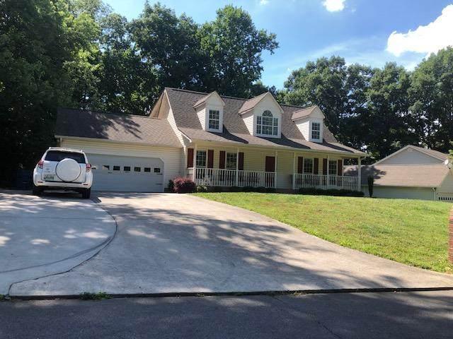 136 NE Ashlin Ridge Drive, Cleveland, TN 37312 (#1156109) :: Tennessee Elite Realty