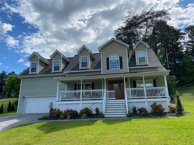173 Lanes Bluff Rd, Clinton, TN 37716 (#1156180) :: Tennessee Elite Realty