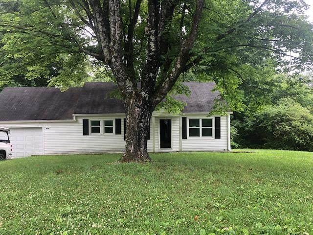 439 Jarnigan St, Clinton, TN 37716 (#1156423) :: Tennessee Elite Realty