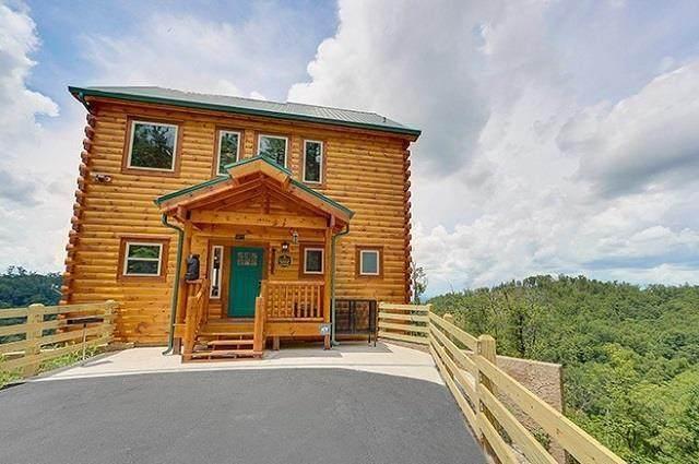 1846 Billard Way, Sevierville, TN 37876 (#1157227) :: JET Real Estate