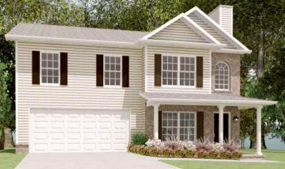 7424 Rugged Bark Lane, Knoxville, TN 37924 (#1157284) :: Catrina Foster Group