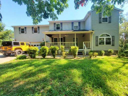 2139 Kerr Rd, Sevierville, TN 37876 (#1157472) :: Tennessee Elite Realty