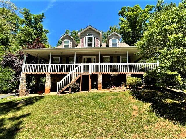 1111 Golf Course Rd., Newport, TN 37821 (#1157522) :: JET Real Estate