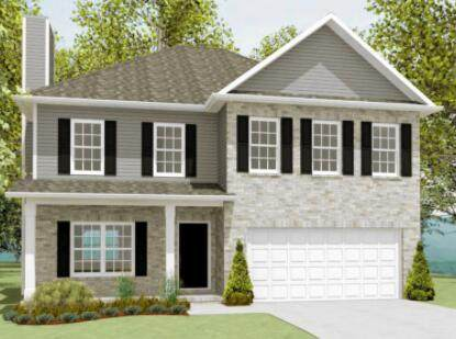 7419 Rugged Bark Lane, Knoxville, TN 37924 (#1163504) :: Catrina Foster Group