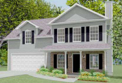 7407 Rugged Bark Lane, Knoxville, TN 37924 (#1163790) :: Catrina Foster Group