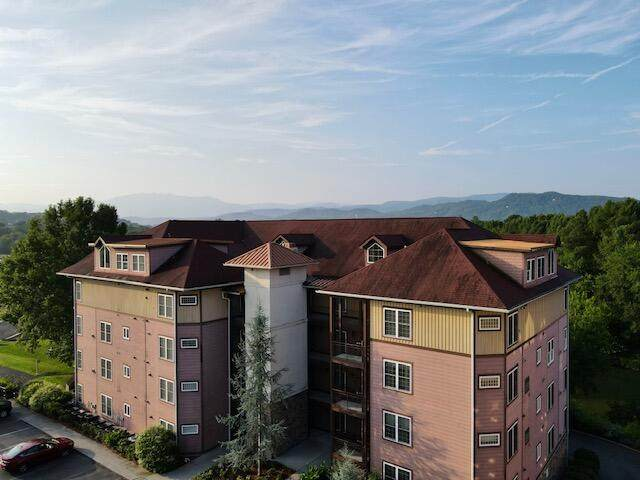 527 River Place Way Unit 543, Sevierville, TN 37862 (#1165436) :: The Terrell-Drager Team