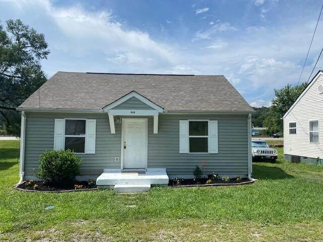 449 S Kingston Ave, Rockwood, TN 37854 (#1166241) :: Cindy Kraus Group | Engel & Völkers Knoxville