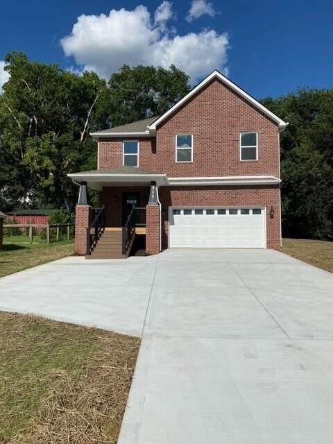 814 Montvale Rd, Maryville, TN 37803 (#1167114) :: Cindy Kraus Group | Engel & Völkers Knoxville