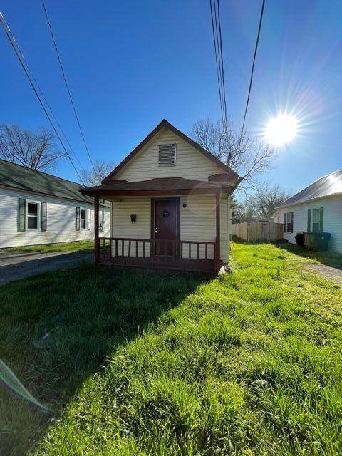 2703 Barton St, Knoxville, TN 37917 (#1170343) :: Tennessee Elite Realty