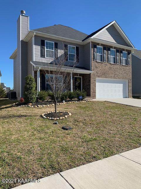 106 Scenic Yard Lane, Maryville, TN 37804 (#1170587) :: Collins Family Homes | Keller Williams Smoky Mountains