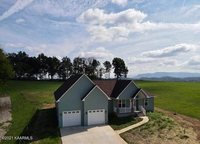 2165 Mccleary Rd, Sevierville, TN 37876 (#1170739) :: Cindy Kraus Group | Engel & Völkers Knoxville
