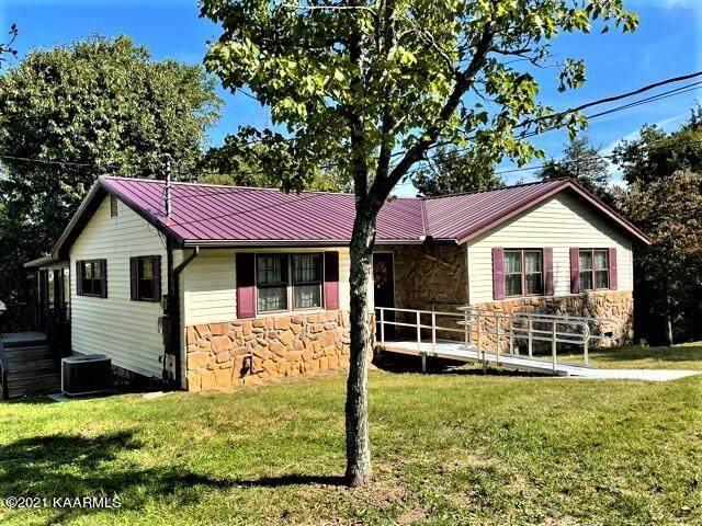 1809 Ridgecrest Drive, Dandridge, TN 37725 (#1170906) :: Tennessee Elite Realty