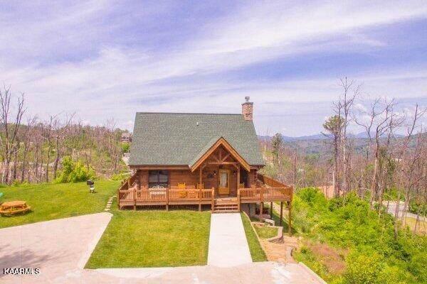 604 Pinecrest Drive, Gatlinburg, TN 37738 (#1170959) :: Collins Family Homes | Keller Williams Smoky Mountains