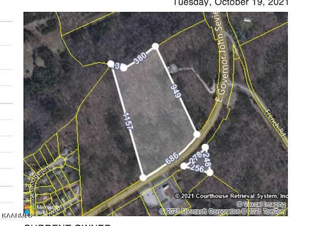E Governor John Sevier Hwy, Knoxville, TN 37920 (#1171026) :: Adam Wilson Realty