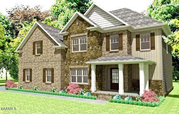 489 Broadberry Ave Lot 576, Oak Ridge, TN 37830 (#1171046) :: A+ Team